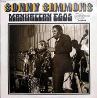 Sonny Simmons - Manhattan Egos